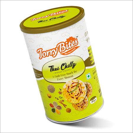 Thai Chilly Wheat Crisps