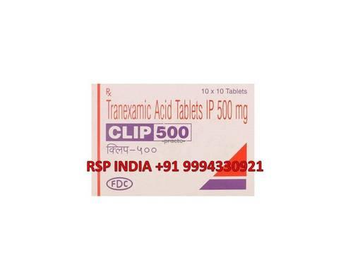 Clip 500mg Tab