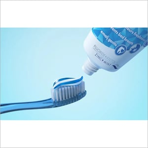 Zinc And Mint Toothpaste