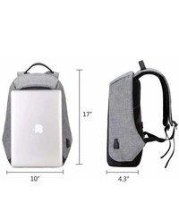 Antitheft bagpack