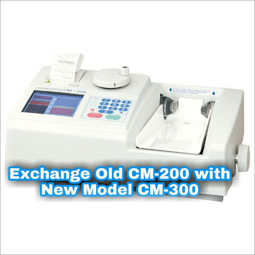 CM 200 Ultrasound Bone Densitometer