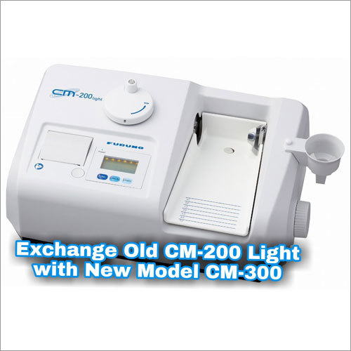 CM-200 Light Ultrasound Bone Densitometer