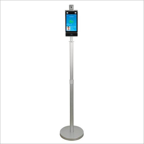 Temperature Measurement Terminal Inbuilt 8 Inch Touch Screen Display