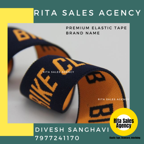Brand Name Elastic Tape
