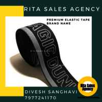 Brand Name Elastic Tape - Premium Quality