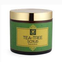 Tea Tree Scrub