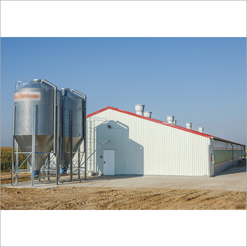 Industrial Silo Feeding And Extraction System