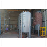 Air Receiver Pressure Vessel