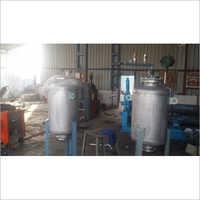 Vertical Crystallizer Pressure Vessel