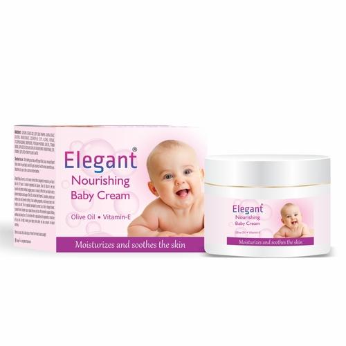 Elegant Baby Body Cream