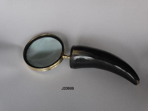 Magnifying Glass With Bone Handle