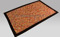 Handmade 100% Wool Flat Weave Indian Style Decorative Carpets