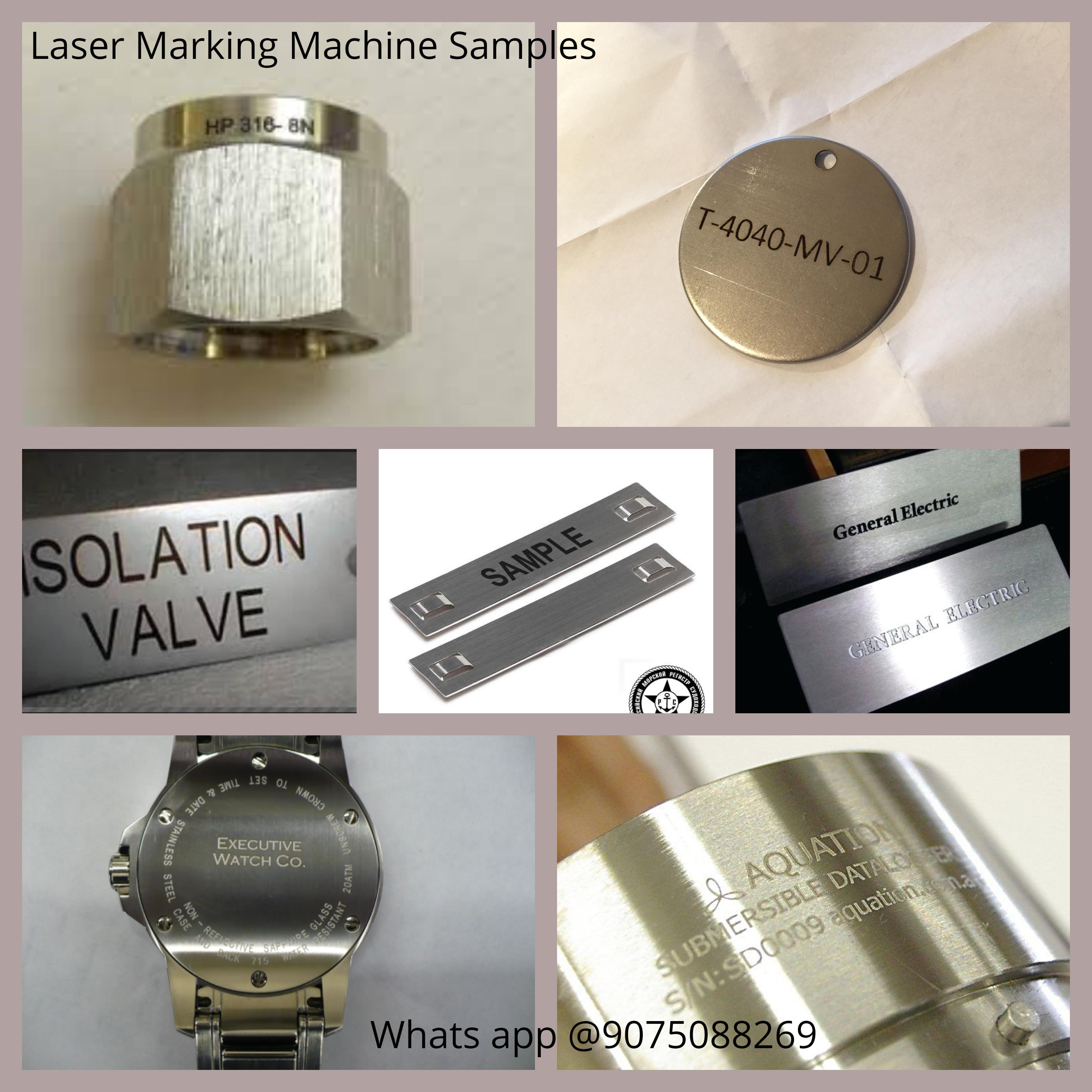 Desktop Laser Marking System