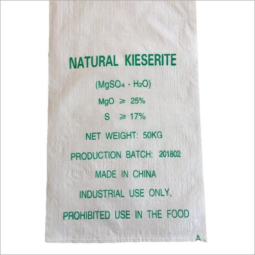 PP Printed Chemical Bag