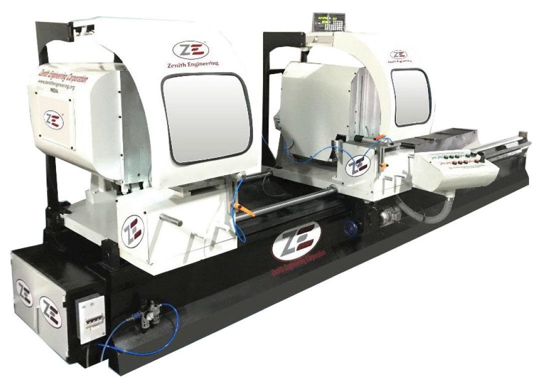Solar Aluminium Frame Cutting Machine