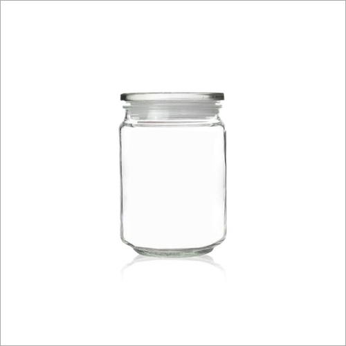 650 ML Glass Jar With Lid