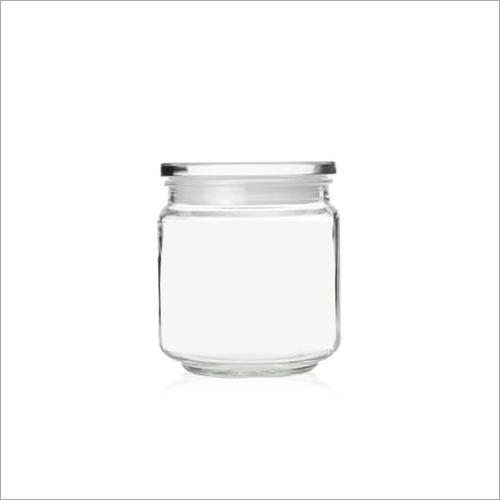 500 ML Glass Jar With Lid