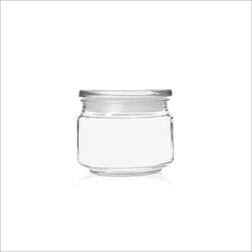 350 ML Glass Jar With Lid