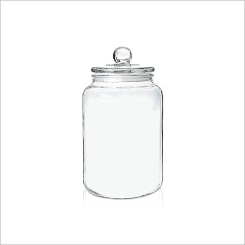 3000 ML Glass Jar With Lid