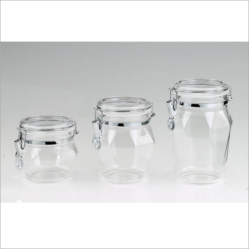 CAD-411 Canister Glass Jars