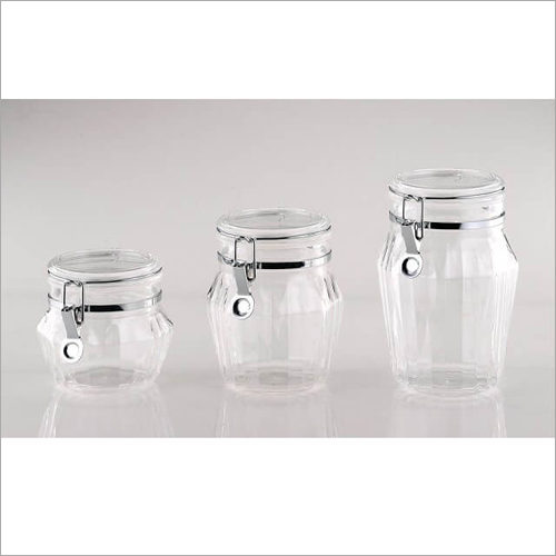 CAD-412 Canister Glass Jars