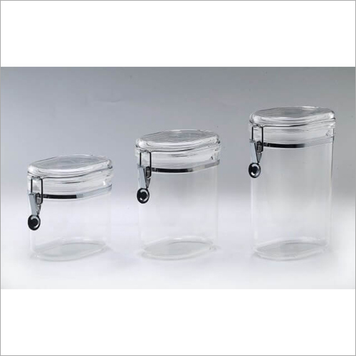 CAOV-01 Canister  Glass Jars