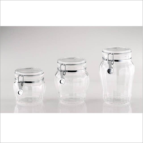 CAP-412 Canister Glass Jars