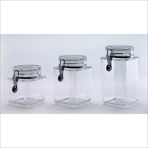 CASQ-40 Canister Glass Jars