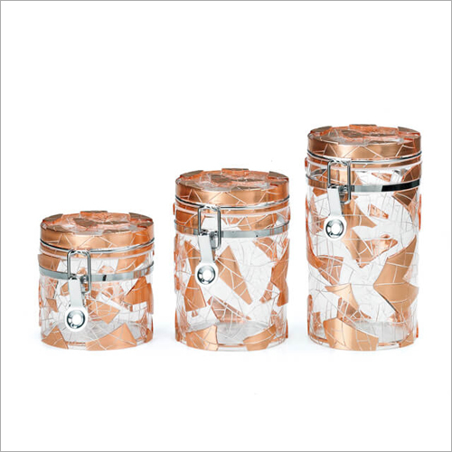 EX-01 Canister Glass Jars