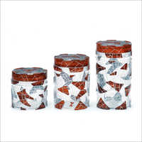 EX-06 Canister Glass Jars