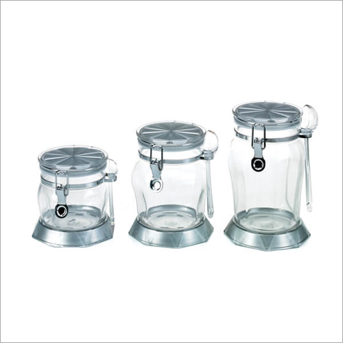 CAP-421 Canister Glass Jars
