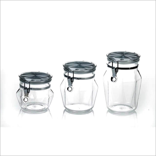 CAD-4211 Canister PT Glass Jars