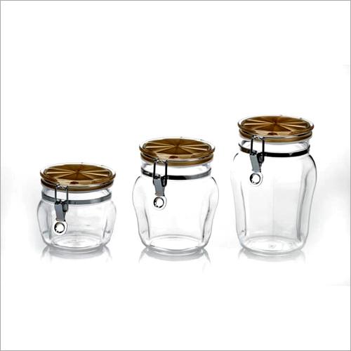 CAP-4211 Canister PT Glass Jars