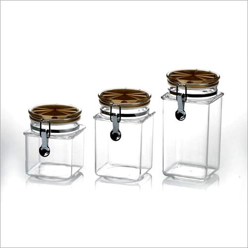 CASQ-4211 Canister Glass Jars