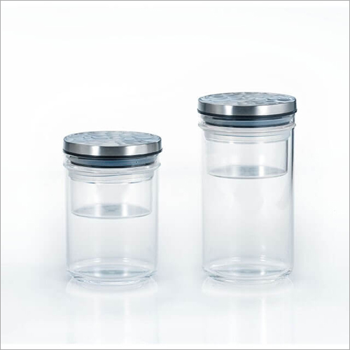 CASC-73-H Canister Glass Jars