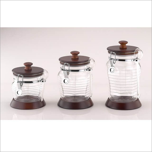 CAP-413 Canister WTB Glass Jars