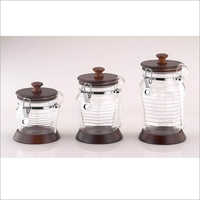 CAP-413 Canister WTB Glass Jars