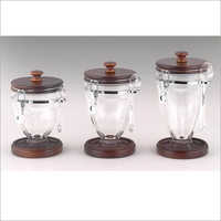 CAT-51 Canister WTB Glass Jars