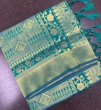 Handloom Weaving Saree