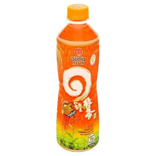Ichitan Green Tea, Organic Green Tea with Japanese Germ Germ 420ml
