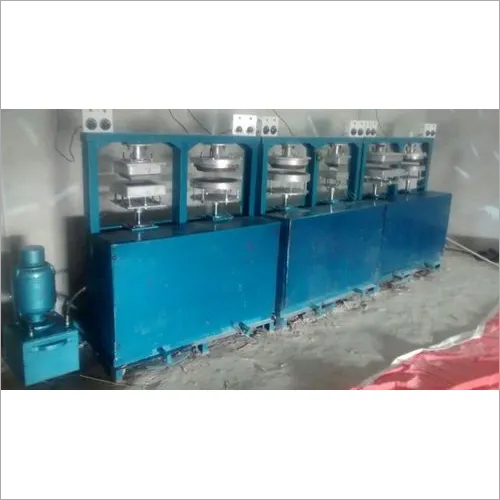Hydraulic Areca Leaf Plate Making Machine