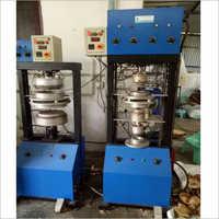 Disposable Areca Leaf Plate Making Machine