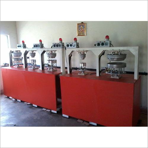 5 Die Areca Plate And Dona Making Machine