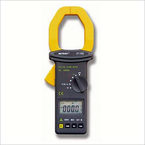 Metravi DT-7250 Digital AC Clamp Meter