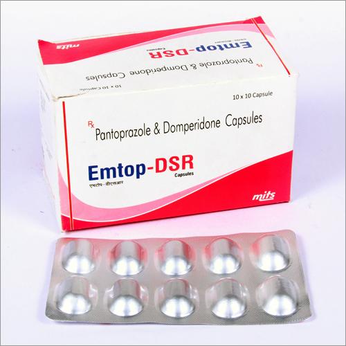 Pantoprazole 40 mg & Domperidone 15 mg Capsules