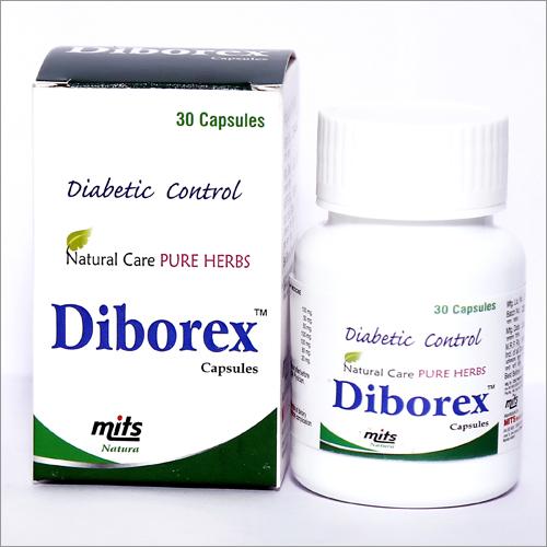 Ayurvedic Diabetic Control Capsules