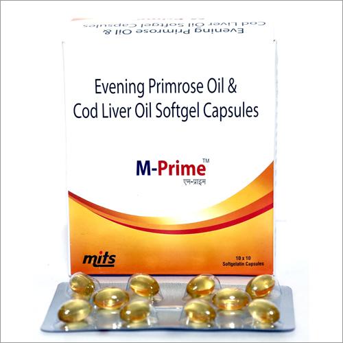 Cod Liver Oil Capsules