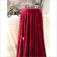 Super Soft Plain AC Blanket