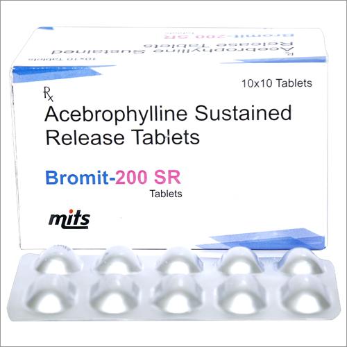 Acebrophylline 200 mg