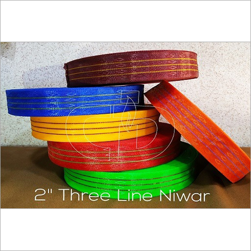Three Line Plastic Niwar